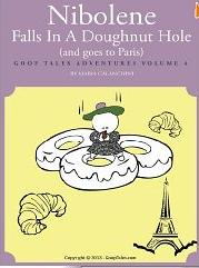 Matilda Falls into a Doughnut Hole