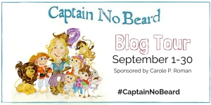 Captain No Beard Blog Tour Twitter copy